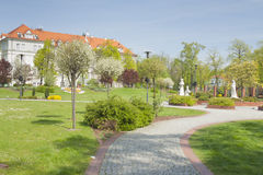 Poland, Upper Silesia, Gliwice, Doncaster Square Royalty Free Stock Photography