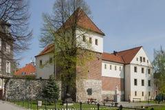 Poland, Upper Silesia, Gliwice, Piast Castle Stock Photography