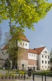 Poland, Upper Silesia, Gliwice, Piast Castle Royalty Free Stock Photo
