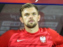 Free Poland Vs Portugal 2:3 . In The Picture Goalkeeper Bartlomiej Dragowski Stock Photography - 141769642
