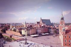 Poland - Warsaw Stock Photo