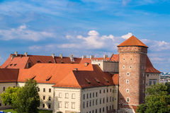 Poland, Wawel Cathedral Stock Photo