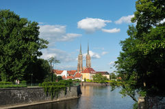 Poland - Wroclaw Stock Image