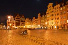 Poland, Wroclaw, Old Market Stock Photos