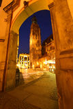 Poland, Wroclaw, Old Market Stock Photography