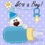 Polar Bear boy Royalty Free Stock Photography