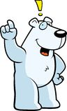 Polar Bear Idea Stock Image