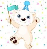 Polar Bear Party Stock Photography