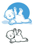 polar björngröngöling Royaltyfri Foto