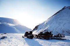 Polar Expedition stock photos
