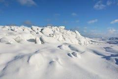 Polar landscape Stock Images