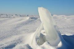 Polar landscape Stock Photos