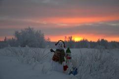Polar region Stock Photo