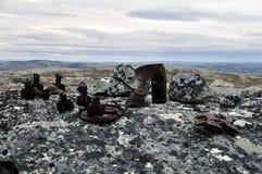 Polar region Stock Photography