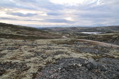 Polar region Stock Photos