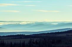Polar tundra Royalty Free Stock Images