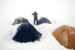 Polare Expedition Lizenzfreie Stockbilder
