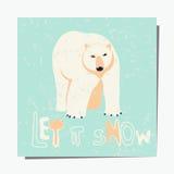 Polares Bear Stockfotos