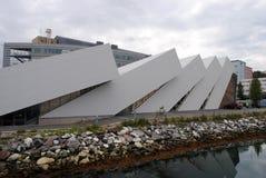 Polaria σε Tromsø στοκ φωτογραφία με δικαίωμα ελεύθερης χρήσης