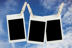 Polariod Frame II Royalty Free Stock Photos