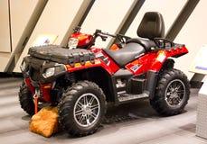Polaris ATV. Royalty Free Stock Photography