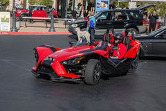 Polaris Slingshot Royalty Free Stock Photos