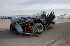Polaris Slingshot Stock Image
