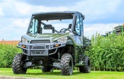 Polaris utility vehicle Royalty Free Stock Photos