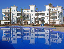 Polaris World. Hacienda Riquelme Resort, Polaris World in Spain Royalty Free Stock Image