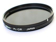 Polariseur circulaire image stock