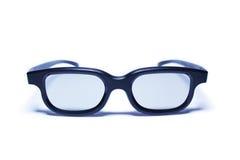 Polarisierte Gläser 3D stockfoto