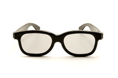 Polarized 3D glasses Stock Photos