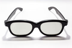 Polarized 3D Glasses Stock Photo