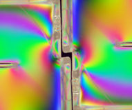Polarized light Stock Images