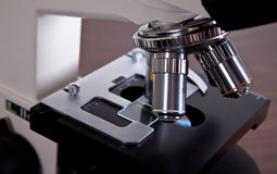 Polarizing Light Microscope Stock Photos