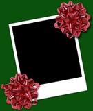 polaroid διακοπών πλαισίων τόξων Στοκ Εικόνα