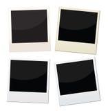 polaroid πλαισίων Στοκ εικόνα με δικαίωμα ελεύθερης χρήσης