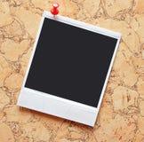polaroid πλαισίων Στοκ εικόνες με δικαίωμα ελεύθερης χρήσης