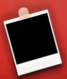 polaroid πλαισίων Στοκ Εικόνα