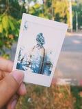 polaroid Arkivbild