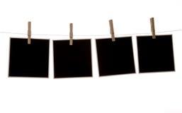Polaroid Lizenzfreie Stockbilder
