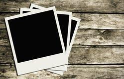 Polaroid Lizenzfreies Stockbild