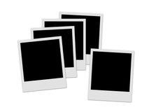 polaroid Fotografering för Bildbyråer