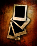 Polaroid Immagine Stock Libera da Diritti