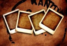 Polaroid Royalty Free Stock Photo