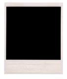 Polaroid Imágenes de archivo libres de regalías