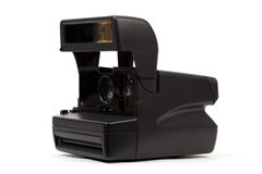 Polaroid camera Stock Photo