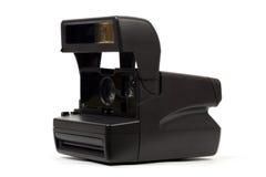 Polaroid camera. On a white background Stock Photo