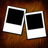 Polaroid collection Royalty Free Stock Image