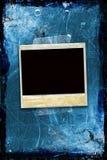 Polaroid di Grunge illustrazione vettoriale